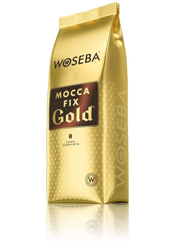 WOSEBA MOCCA FIX GOLD BONEN